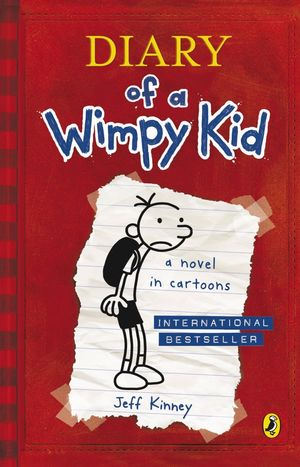 DIARY OF WIMPY KID (1) A NOVEL IN CARTOONS