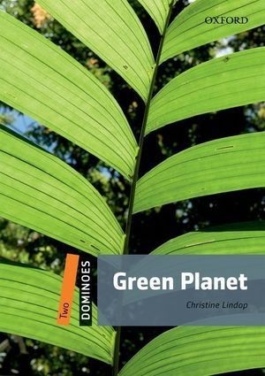 GREEN PLANET DOM-2 +CD