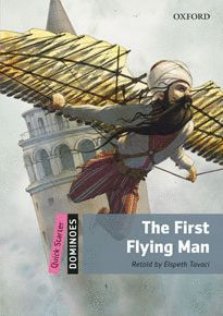 THE FIRST FLYING MAN + CD DOMINOES QUICK STARTER