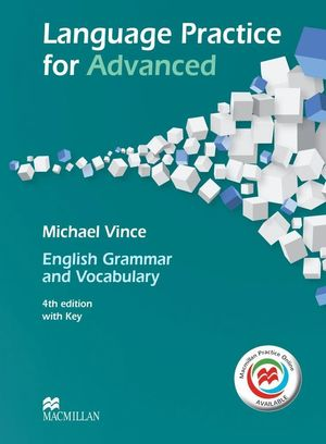 LANGUAGE PRACTICE FOR ADVANCED WITH KEY   4TH ED