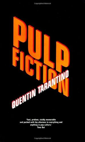 PULP FICTION SCREENPLAY