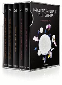 MODERNIST CUISINE. THE ART AND SCIENCE OF COOKING