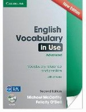 ENGLISH VOCABULARY IN USE ADVANCED (2ND ED)