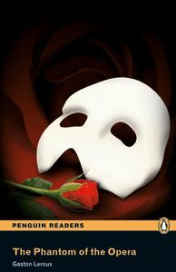 THE PHANTOM OF THE OPERA PR5 (BOOK AND MP3)