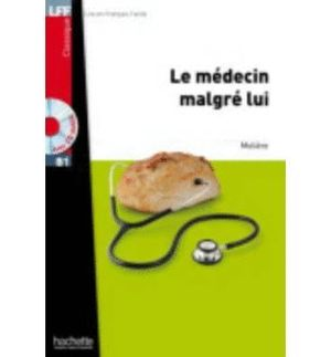 LE MEDECIN MALGRE LUI +CD AUDIO MP3 LFFB1
