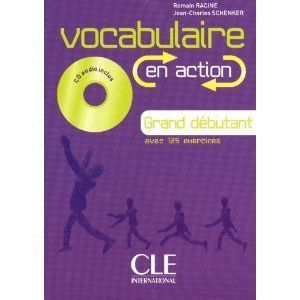 VOCABULAIRE EN ACTION LIVRE CD AUDIO