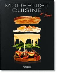 MODERNIST CUISINE AT HOME (ENGLISH)