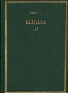 ILIADA VOL III (BILINGUE)