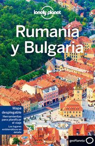 RUMANIA Y BULGARIA GUIA LONELY PLANET 2017