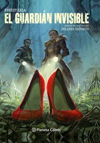 EL GUARDIAN INVISIBLE (NOVELA GRAFICA)