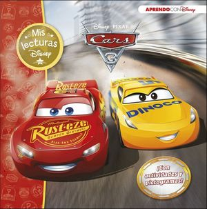CARS 3 MIS LECTURAS DISNEY