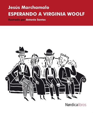 ESPERANDO A VIRGINIA WOOLF (ESTUCHE 4 VOLS)