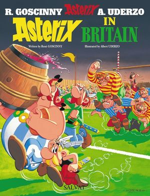 ASTERIX IN BRITAIN / ASTERIX EN BRETAÑA EDICION BILINGUE