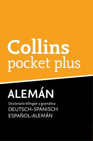 COLLINS POCKET PLUS ESPAÑOL - ALEMAN DEUTSCH-SPANISCH
