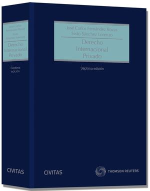 DERECHO INTERNACIONAL PRIVADO (DUO) (PAPEL + E-BOOK)
