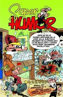 SUPER HUMOR 52 MORTADELO Y FILEMON MUNDIAL 2010