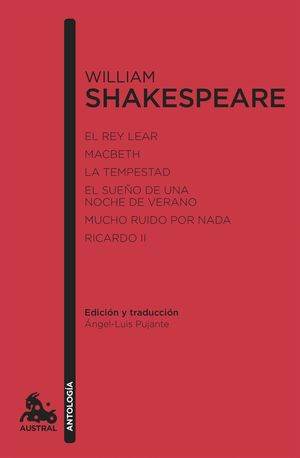 WILLIAM SHAKESPEARE ANTOLOGIA
