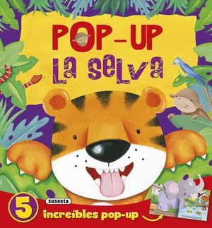 LA SELVA POP-UP