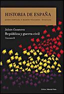HISTORIA DE ESPAÑA VOL. 8 REPUBLICA Y GUERRA CIVIL