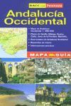 ANDALUCIA OCCIDENTAL MAPA