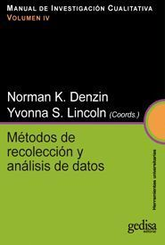 METODOS DE RECOLECCION ANALISIS DE DATOS VOL. IV