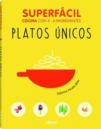 PLATOS UNICOS SUPERFACIL
