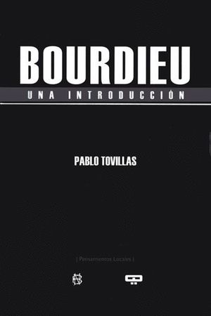 BOURDIEU UNA INTRODUCCION