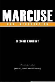 MARCUSE UNA INTRODUCCION