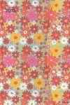 FLOWERS -  CAROLYN GAVIN 16X22 /13 MAGNETO DIARIES