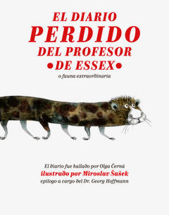 EL DIARIO PERDIDO DEL PROFESOR DE ESSEX