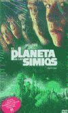 EL PLANETA DE LOS SIMIOS (DVD)