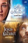 MARIA DE NAZARET / JESUS DE NAZARET (DVD)