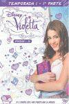 VIOLETTA TEMPORADA 1 - 1º PARTE (DVD)