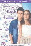 VIOLETTA TEMPORADA 1 - 2º PARTE (DVD)
