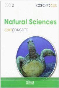 NATURAL SCIENCES 2 ESO CORE CONCEPTS