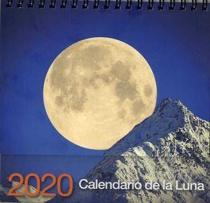 CALENDARIO MESA DE LA LUNA 2020