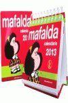 CALENDARIO MAFALDA 2013 TACO ESPIRAL