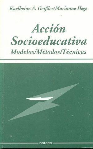 ACCION SOCIOEDUCATIVA