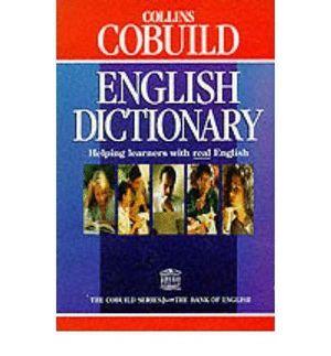 ENGLISH DICTIONARY COBUILD N/ED