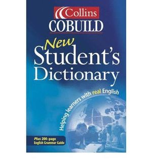 NEW STUDENT'S DICTIONARY COLLINS COBUILD