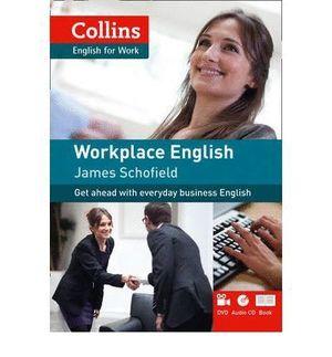 WORKPLACE ENGLISH+CD+DVD