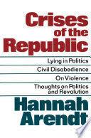 CRISES OF THE REPUBLIC
