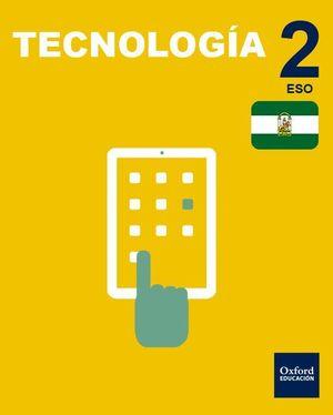 TECNOLOGIA 2º ESO INICIA DUAL LIBRO DEL ALUMNO ANDALUCIA