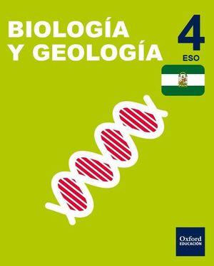 BIOLOGÍA Y GEOLOGÍA 4.º ESO. LIBRO DEL ALUMNO. ANDALUCÍA