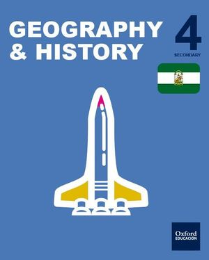 INCIA DUAL GEOGRAPHY & HISTORY 4.º ESO STUDENT'S BOOK. ANDALUCÍA