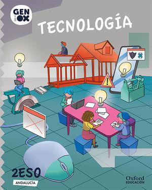 TECNOLOGÍA 2º ESO GENIOX SERIE MOTRIZ ANDALUCIA 2021