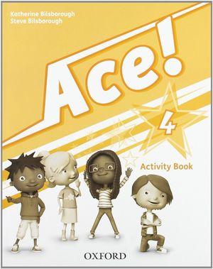 ACE! 4ºEP ACTIVITY BOOK 2015