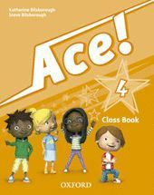 ACE! 4ºEP CLASS BOOK AND SONGS +CD 2015