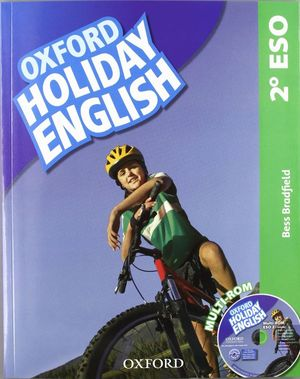 HOLIDAY ENGLISH 2º ESO PACK