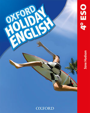 HOLIDAY ENGLISH 4.º ESO. STUDENT'S PACK  3RD EDITION. REVISED EDITION